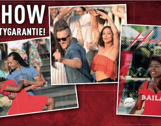 Platz 14 der deutschen Pop Charts! Baila Conmigo – Tanzt und feiert mit uns!